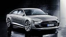 2020 Audi A9 E Top Speed