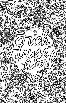 free coloring pages for adults to print 16670 coloring pages that say exactly what you need to hear sheknows