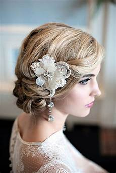 20 elegant art deco bridal hair makeup ideas chic vintage brides