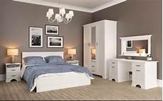 schlafzimmer weiss landhaus schlafzimmer wei 223 juna 5 teilig 160x200 kaufen
