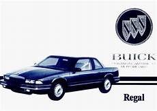 car owners manuals free downloads 1992 buick park avenue electronic throttle control buick park avenue 1994 owner s manual pdf online download