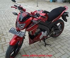 Modifikasi Vixion Lu Bulat by Kumpulan Modifikasi Terbaru Yamaha Vixion Dengan