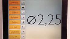 notendurchschnitt berechnen noten berechnen