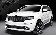 2013 Jeep Grand Srt8 Alpine White And Black Vapor