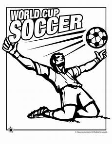 Malvorlagen Word Soccer World Cup Coloring Page Woo Jr Activities