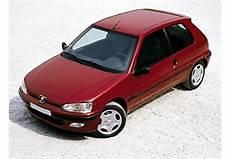 Alle Peugeot 106 Kleinwagen 1996 2003 Tests