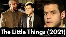jared leto the little things 2021 the little things 2021 story denzel washington rami