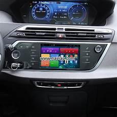citroen c4 picasso android 3g wifi obd tpms car radio pc