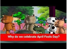 april fools origin