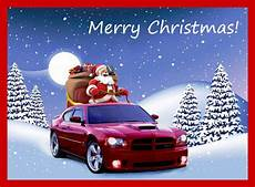 merry christmas dodge charger quot you re one of the most loved cars in america quot a3marketing