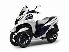 Yamaha Tricity 125cc Komt In 2014 Scooternews Nl