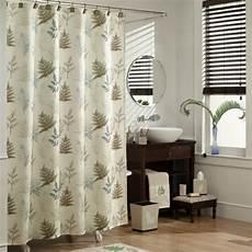 Badezimmer Vorhang Sch 246 Ne Muster Und Farben Im Bad