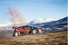 Wrc Ogier Wins Season Opener At Rally Monte Carlo 2018