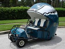 The Ultimate Golf Car