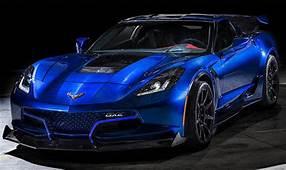 Genovation GXE  All Electric Corvette C7 Inspire Car Has