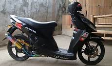 Mio Smile Babylook by Modifikasi Motor Mio Sporty Simple 2009 2011 Sporty