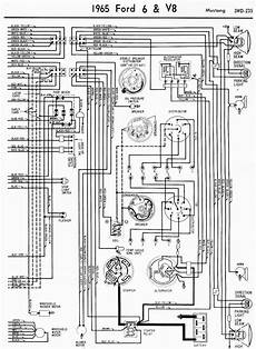 2008 mustang engine wiring diagram wiring diagrams of 1965 ford 6 and v8 mustang part 2 auto wiring diagram