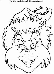Grinch Malvorlagen Romantis 25 How The Grinch Stole Coloring Pages Printable