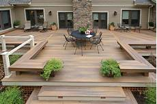 terrasse design exterieur 15 modern deck design photos ground level deck backyard
