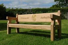 handmade wooden garden benches made from fsc timber