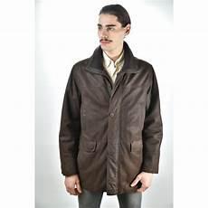 veste 3 4 cuir homme murphy boris noir murphy cuir