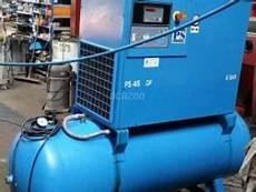 Compresseur D Air 224 Vis Power System Ps 415 Df 500