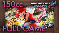 Mario Kart 8 Deluxe Walkthrough 150cc 3