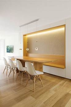 Sitzbank Esszimmer Selber Bauen - 40 minimalist dining rooms to leave you hungry for style