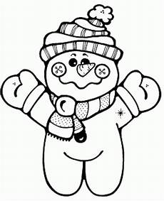 coloring pages of snowman coloring home