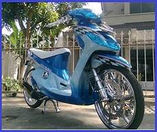 Modifikasi Yamaha Mio Sporty by Yamaha Mio Racing Sporty Modified