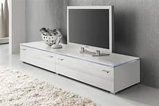 Tv Schrank Weiß - lowboard tv schrank 180 cm wei 223 fronten hochglanz