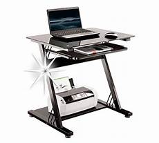 sixbros computer desk ct 3312d 1131 glass high gloss