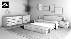 3dsmax Ikea Malm Furniture