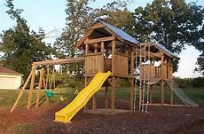 Kinderspielplatz Selber Bauen - playground designs playground plans you customize for