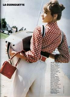 tenue guinguette femme tenue femme style guinguette