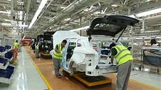 Jaguar Land Rover 163 1bn Factory Begins Production