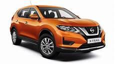 Varianten Und Preise Nissan X Trail Suv 7 Sitzer