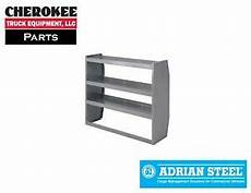adrian steel 30 42 30 series kd shelf unit 42 quot w x 36 quot h x