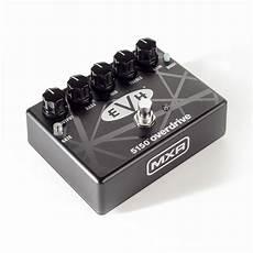evh 5150 pedal mxr evh 5150 eddie halen overdrive guitar effects pedal