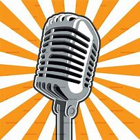Image result for microphone clip art