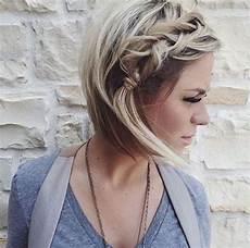 braided hairstyles for short hair braids for short hair