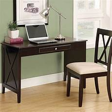 simple home office furniture simple writing desks for small spaces homesfeed