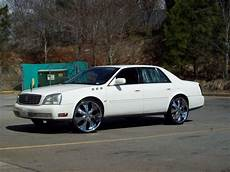 2002 cadillac deville on 24 quot rims and 255 30 24 tires
