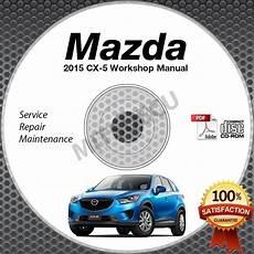 car repair manual download 2007 mazda b series navigation system 2015 mazda cx 5 service repair manual cd rom w skyactiv 2 0l or 2 5l workshop