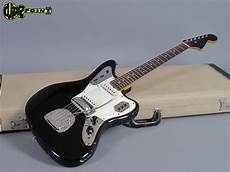 fender jaguar 1965 fender jaguar black vi65fejagblk60207