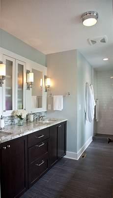 like the floors dark vanity tiles but with full mirror wall instead home stuff i love