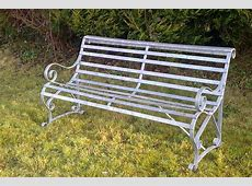 Wrought Iron Garden Furniture made in Somerset   Castle