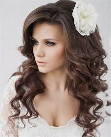 Curls For Wedding Hairstyles