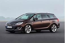 Opel Astra Sports Tourer - opel astra sports tourer test gelungene modellpflege