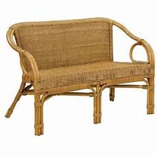 divanetto rattan divanetto in rattan intrecciato etnico outlet mobili